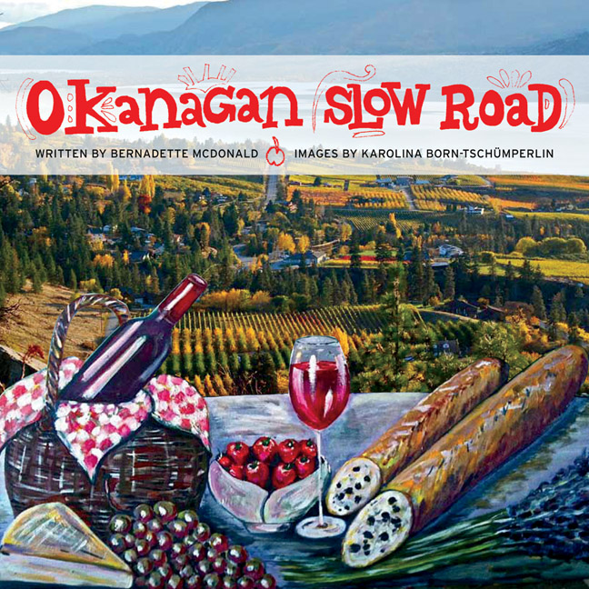 Okanagan-Slow-Road-book