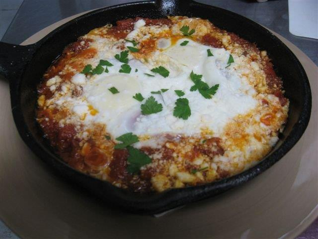 Shakshuka for Brunch