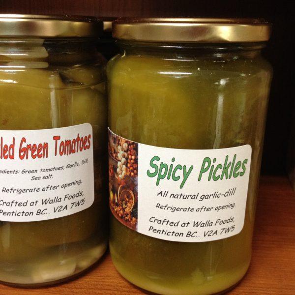 Ben's pickles