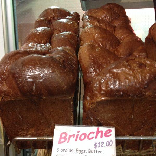 Cinnamon raisin Challah brioche