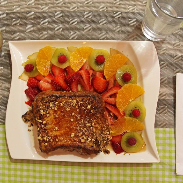 French Toast with citrus
