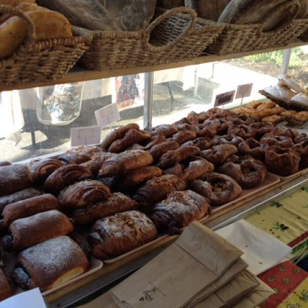 Market pastries 2017